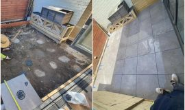 Cmax Tiling Private Residence