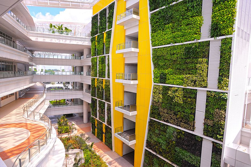 What Is VGM® Green Wall