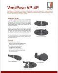 VersiPave 4P